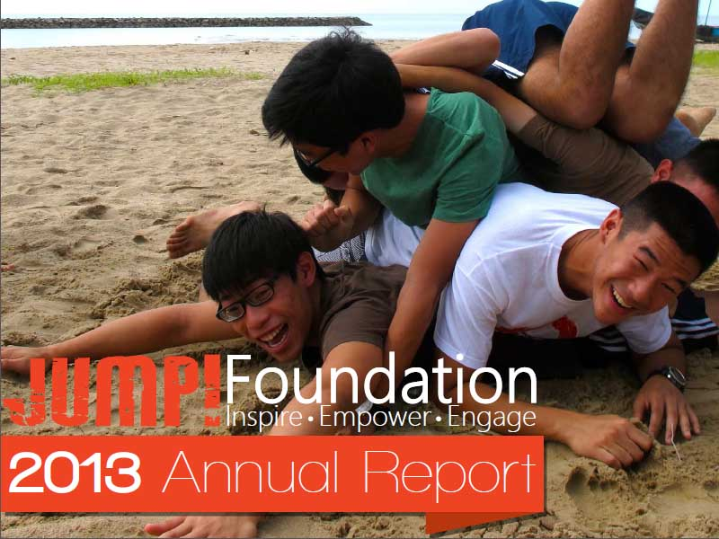 Annual Report Pic 2013