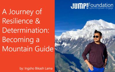 A Journey of Resilience & Determination: Becoming a Mountain Guide