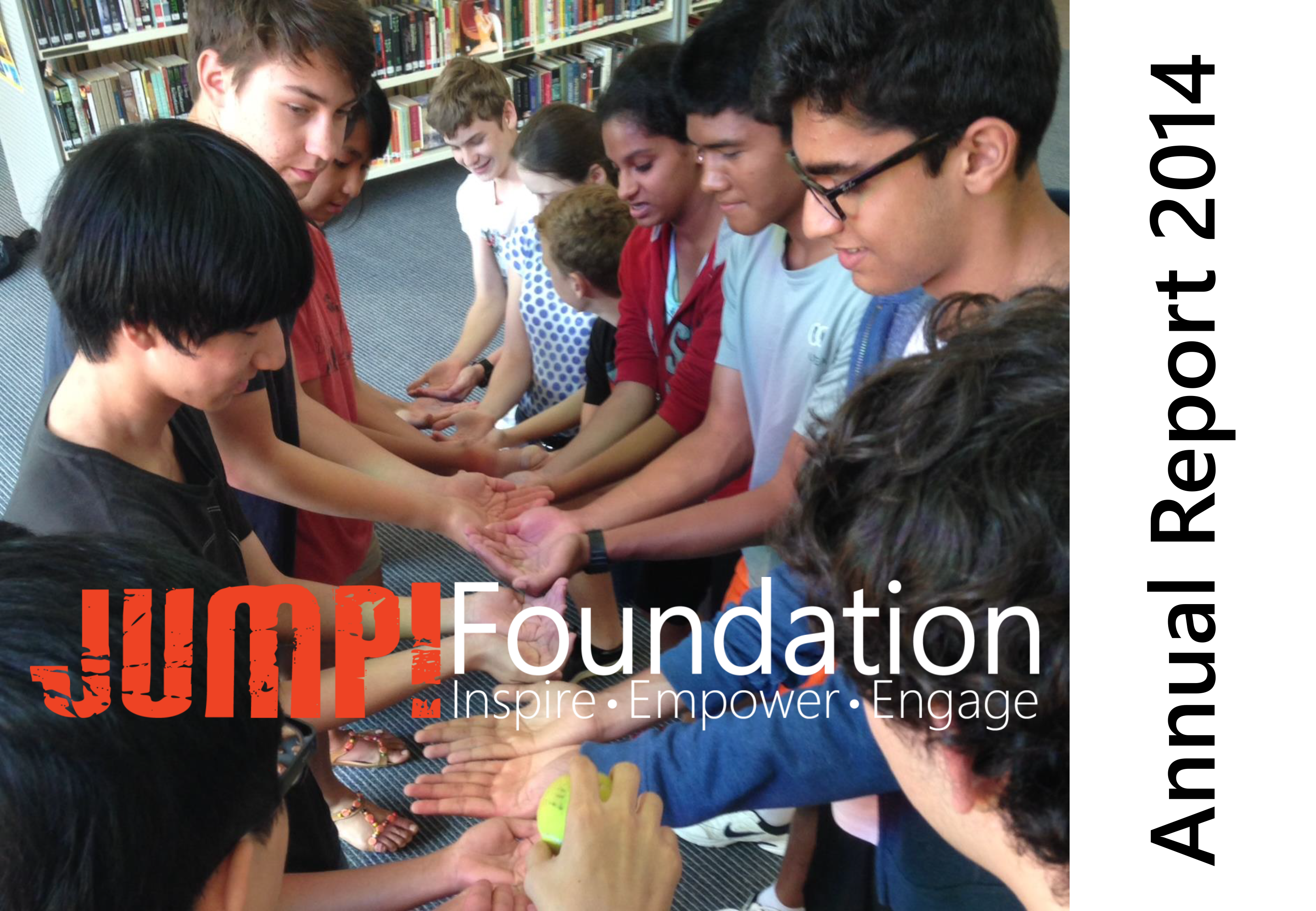 JUMP! Foundation Annual Report 2014