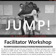 Facilitator Workshop on November 21st
