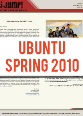 Ubuntu spring 2010