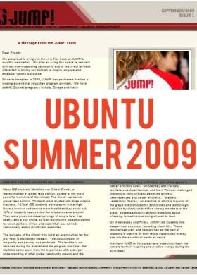 Ubuntu summer 2009