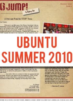 Ubuntu Summer 2010