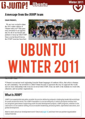 Ubuntu winter 2011
