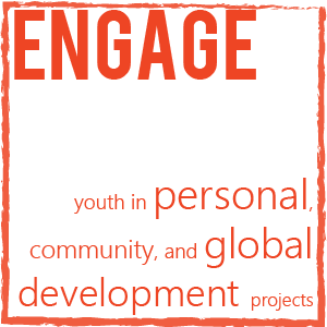 Engage youth in personal, community, and global development projects
