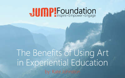 The Benefits of Using Art in Experiential Education