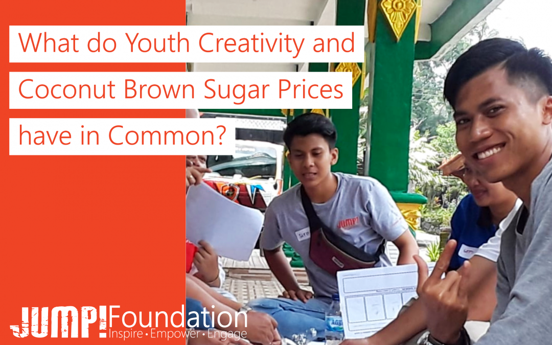 What do Youth Creativity and Coconut Brown Sugar Prices have in Common?
