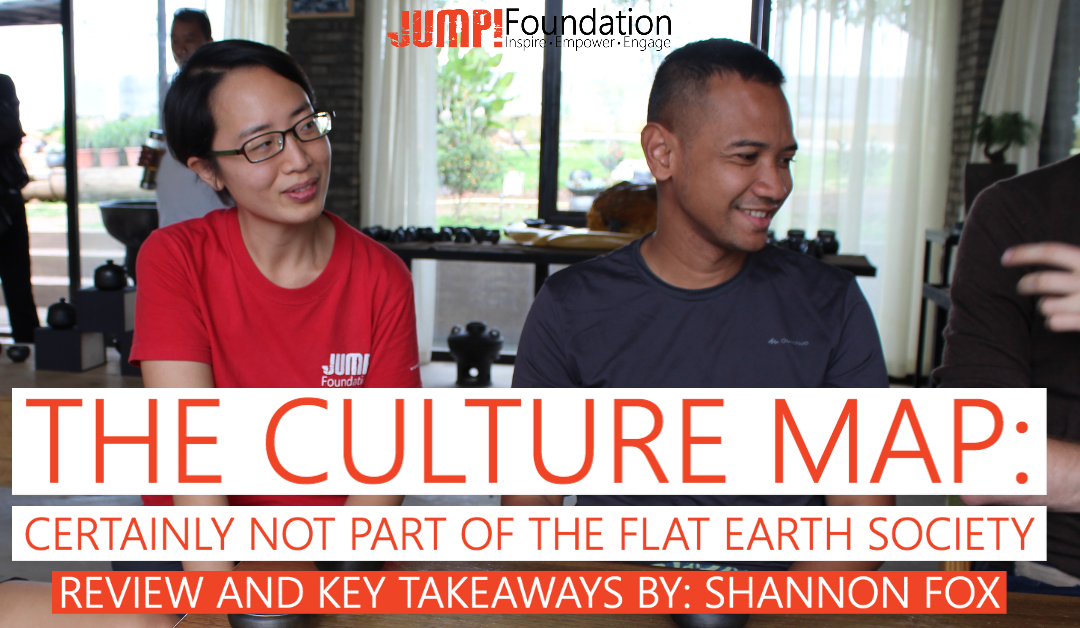 The Culture Map: Certainly Not Part of the Flat Earth Society