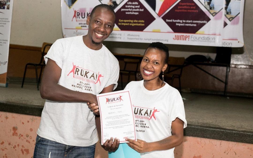 RUKA! 2019, what I needed to JUMP! Into a Life of Impact
