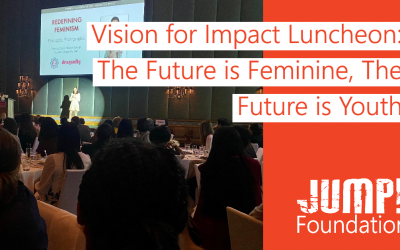 Vision for Impact Luncheon: The Future is Feminine, The Future is Youth