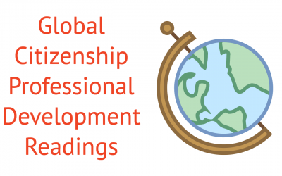 Global Citizenship Professional Development Readings