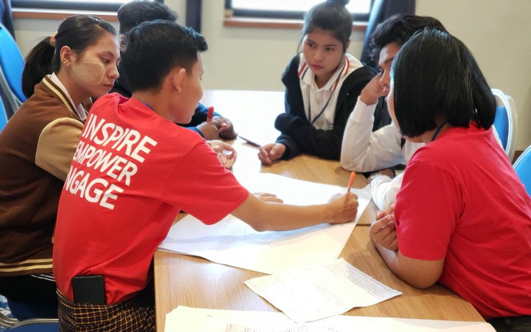 Success in Myanmar: Our Largest-ever JUMP! Impact Leadership Conference in Southeast Asia